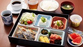 和朝食/焼き魚朝食